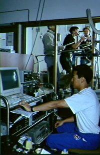 VO2 max test 1997