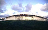 AIS Superdome velodrome exterior Adelaide 1993