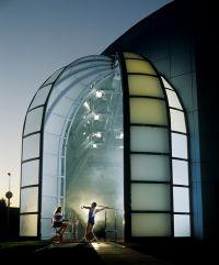 AIS Biomechanics dome javelin testing 1991
