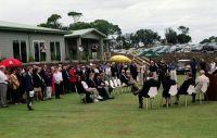 AIS Golf facility launch, Moonah Links 2003