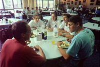 AIS dining hall 1998