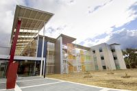 Opening of the new Australian Institute of Sport Halls of Residence 2007