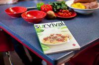 AIS Nutrition survival cook book 2012