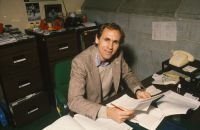 AIS Sports Science Physiologist Dick Telford 1983