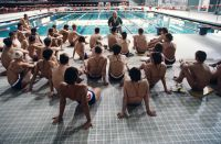 AIS Swimming 1985