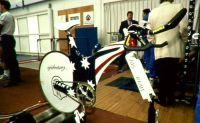 AIS-RMIT Superoo Ergometer Monocoque bicycle 1994