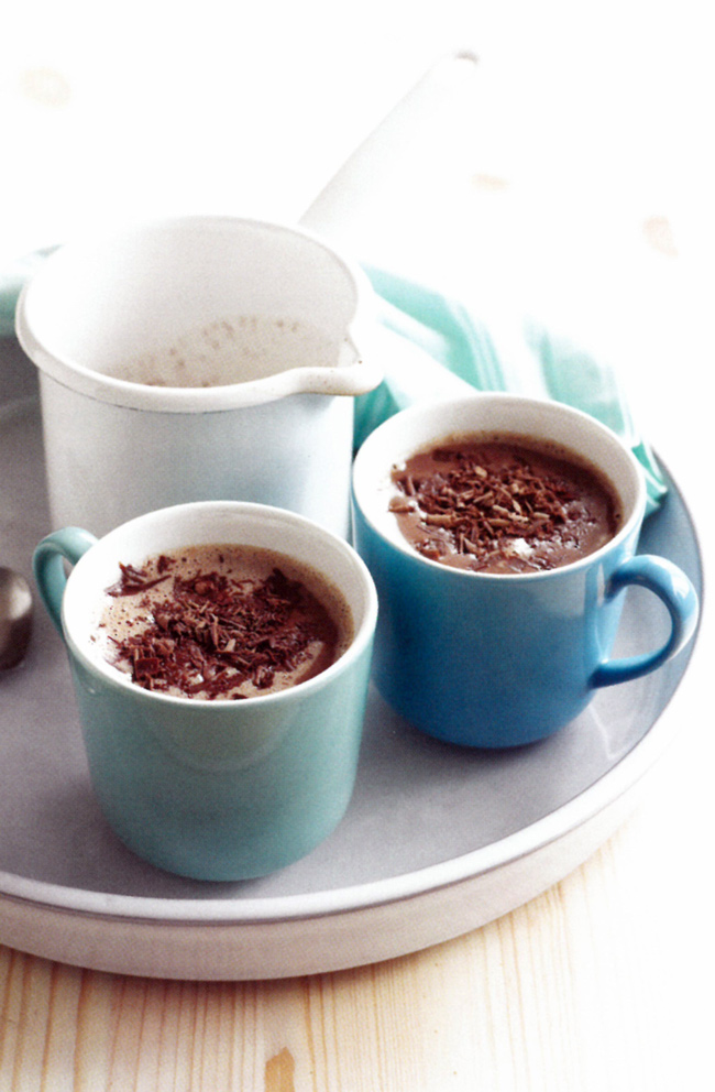 Real-hot-chocolate