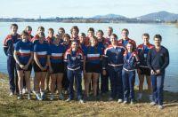 AIS Rowing Team 1985
