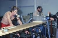 AIS Physiology 1989 - Ergometer Vo2 Tony Cox, Cycling