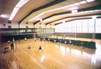 AIS volleyball facilities 1998