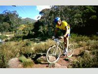 Cadel Evans AIS Mountain Biking Thredbo 1995