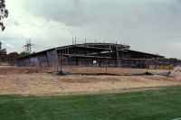 AIS indoor archery facility construction 2002