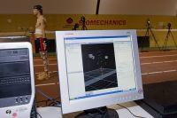 AIS Biomechanics Vicon cameras motion capture 2009
