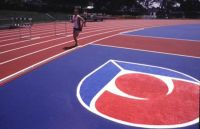Launch of new AIS track mondo surface 2000