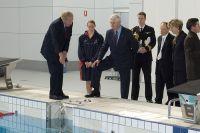 AIS Aquatics Centre opening 2006