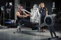 AIS physiology lab David Watts V02 max test rowing 2014