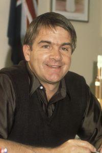 AIS Executive Director Don Talbot 1981