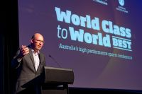 World Class to World Best Conference David Culbert 2012