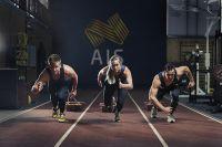 AIS strength & conditioning Justin James Kelsey Lee-Roberts David Watts running 2014