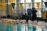 AIS swimming pool synchronized swimming athletes training 2016