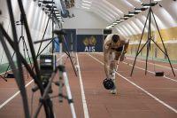 Biomechanics testing AIS indoor track 2017