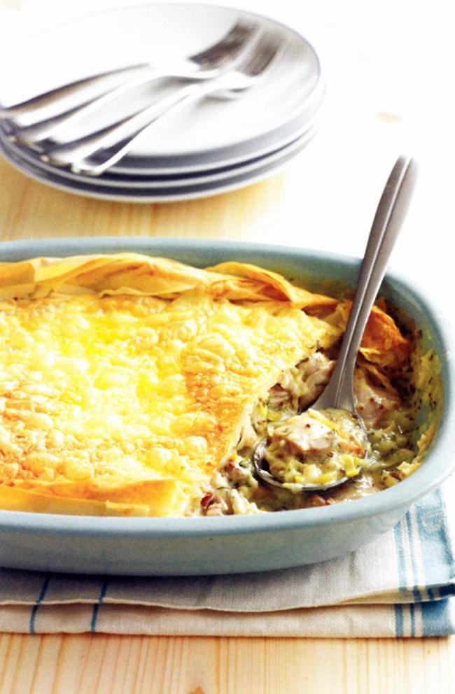 Chicken-and-leek-pie
