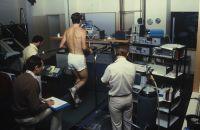 AIS Sports Science 1982 - Treadmill Vo2 max test on Robert De Castella