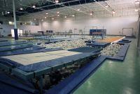 AIS Gymnastics facilities 1983