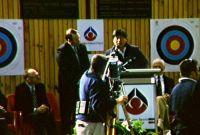 Official AIS Archery launch 1997 - Ki-sk Lee coach