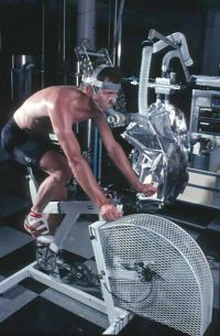 AIS Physiology testing VO2 Max 1994