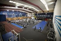 AIS strength and conditioning facility 2017