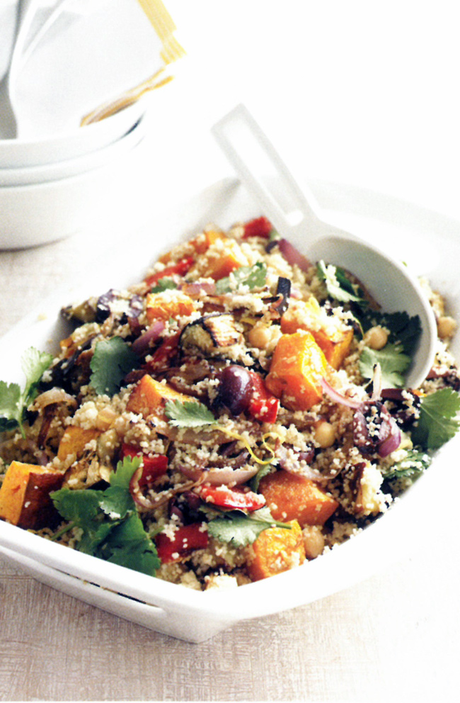 Pumpkin-chickpea-and-couscous-salad