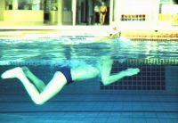 AIS Biomechanics underwater swimming analysis 1991