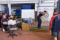 Biomechanics golf swing analysis 2005
