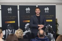 Ian Thorpe special guest at the Athlete Wellbeing & Engagement workshop 2018
