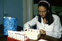Physiology blood samples 1991