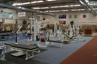 AIS strength and conditioning gym 2003